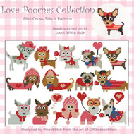 Love Pooches Dogs Collection