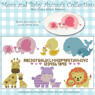Mom and Baby Animals Collection