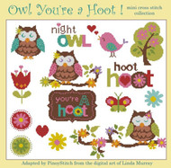 Owl You're A Hoot Minis