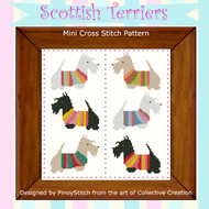 Scottish Terrier Mini Sampler