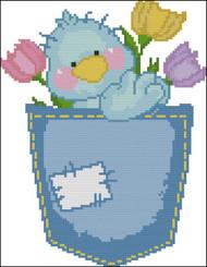 Tiny Tweets Pocket 002 Tulips