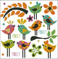 Vibrant Afternoon Tweet
