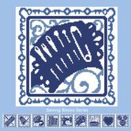 Sewing Blocks: Pins & Needles