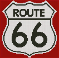 Route 66 Historic Sign