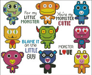 Monster Mash Dolls
