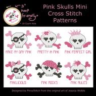 Pink Skulls Minis