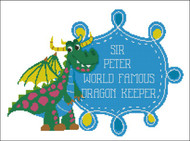 World Famous Dragon Keeper Boy (Customizable)
