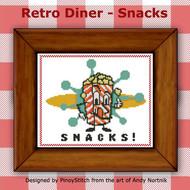 Retro Diner Food - Snacks