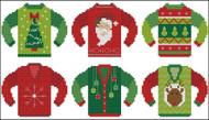 Ugly Christmas Sweater Minis 1