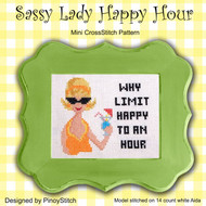Sassy Lady Happy Hour