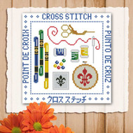 Cross Stitch Mini Sampler