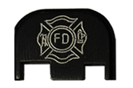 GHOST Fire Rescue Slide Cover Plate