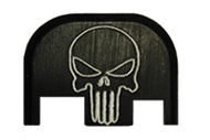 Ghost Punisher Slide Cover Plate