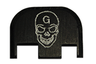 Ghost Skully Slide Cover Plate