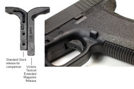 VICKERS GLOCK TACTICAL MAGAZINE CATCH .45/10MM