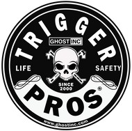TRIGGER PRO OUTDOOR STICKER