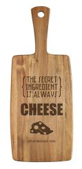 Personalised Cheese Board - Secret Ingredient