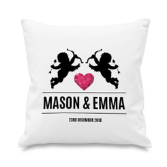 Cushion cover - Cupids
