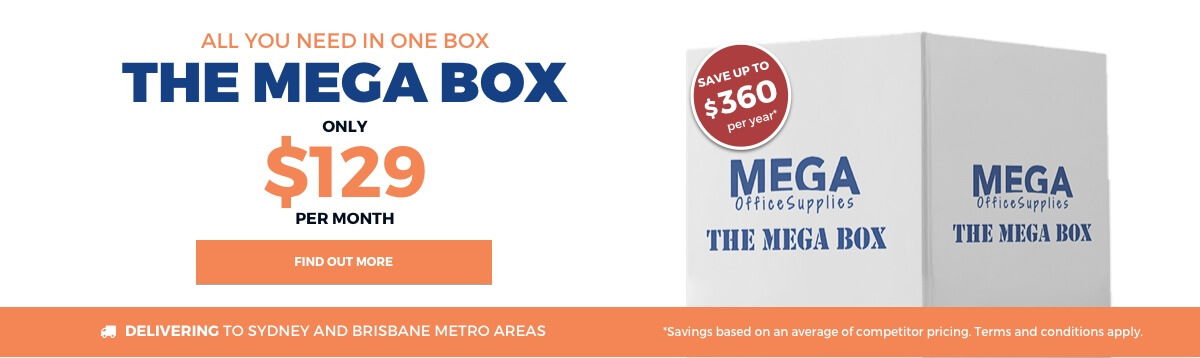 Find out more about the Mega Box