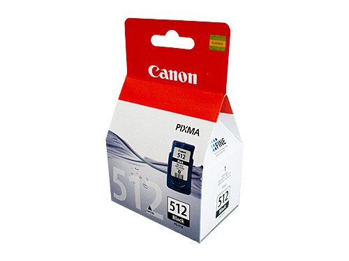 CANON PG512 INK CARTRIDGE HIGH CAPACITY FINE BLACK