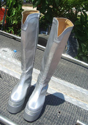 Dynasty Boots for Rock Band costume