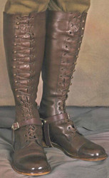 Barnstormers Cavalry boots 1920's used after WW I