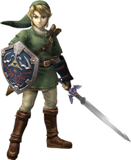 Link - Twilight Princess