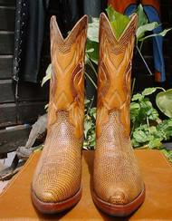Cowboy Lizard Boots 2