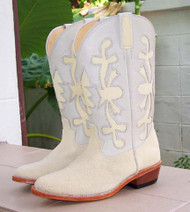 Genuine Stingray Cowboy or Cowgirl Boots