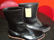 Japanese Navy Pilot Boots WW II Handmade from Originals