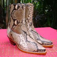 Ladies Python Snake Boots