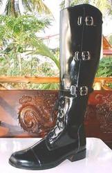 3 Buckle Field Boot