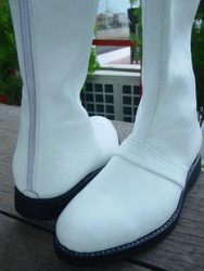 Power Ranger Boots Prop Replica