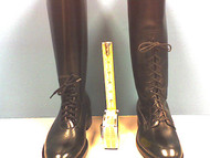 Red Uniform Company Boots