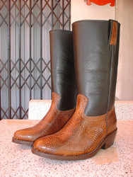 Snake Ropers Boots
