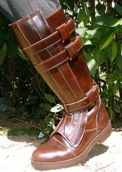 Motor Worrier Boots