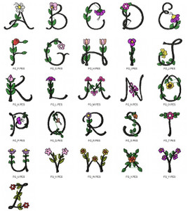 WESTERN FIGURES ALPHABETS FONTS MACHINE EMBROIDERY DESIGNS
