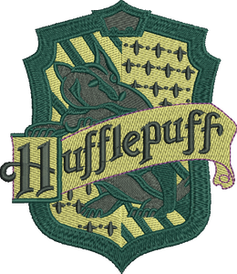 Hufflepuff Harry Potter Embroidery Designs Instant Download