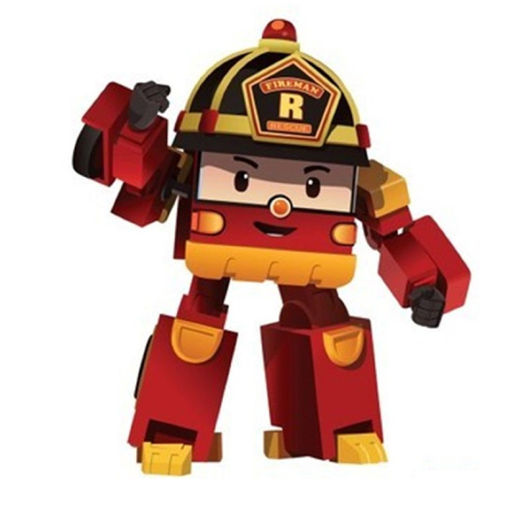 Robocar poli transformer toy roy - Robot car polly ...