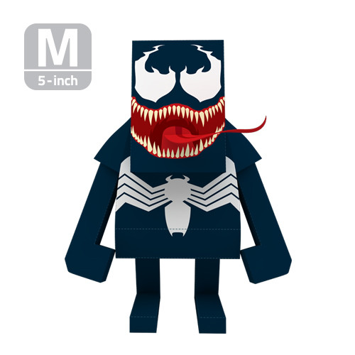 momot marvel s spider man 3 paper craft cut outs origami collectible