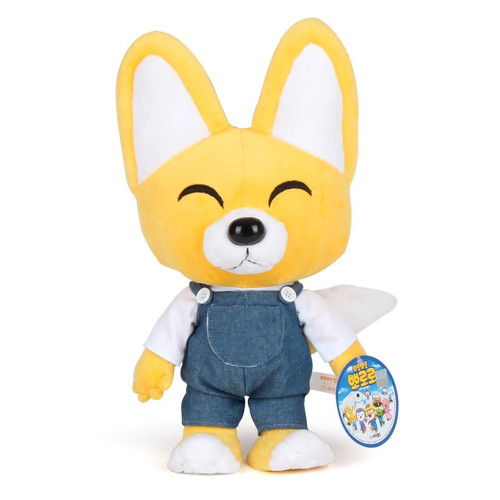 Pororo friends eddy plush doll toy 13 34cm genuine original pororo friends eddy plush doll toys 13 altavistaventures Image collections