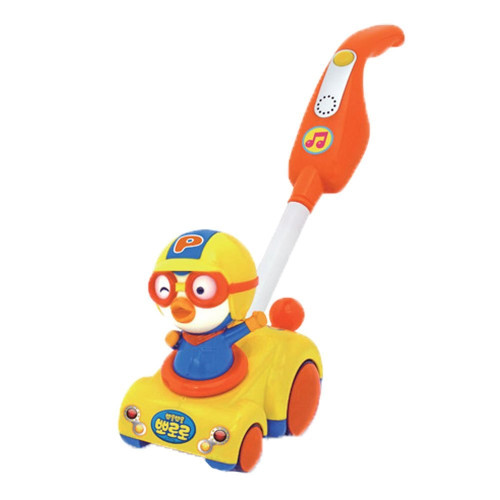 Pororo Edu Sound Melody Vacuum Cleaner Play Set Baby Toddler Kid