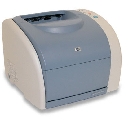 HP Color LaserJet 2500tn printer