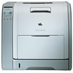 HP Color LaserJet 3500n printer