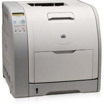 HP Color LaserJet 3550n printer