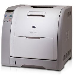 HP Color LaserJet 3700n printer