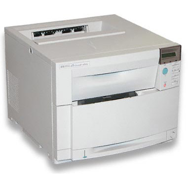 HP Color LaserJet 4500n printer