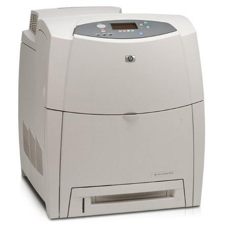 HP Color LaserJet 4600dn printer