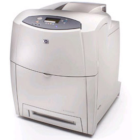 HP Color LaserJet 4650dn printer