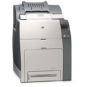 HP Color LaserJet 4700dtn printer